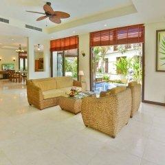 Отель Secret Garden Villas-Furama Beach Danang интерьер отеля фото 2