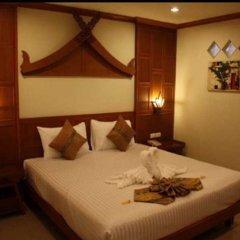 Отель BV Resortel Phuket сейф в номере