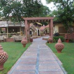 Отель Chokhi Dhani Resort Jaipur фото 9