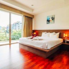 Отель BangTao Tropical Residence комната для гостей фото 4