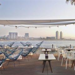 Отель W Barcelona пляж