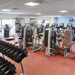 Glasgow Marriott Hotel фитнесс-зал фото 2