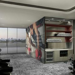 Отель AVANI Sukhumvit Bangkok фитнесс-зал