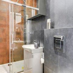 Апартаменты Lion Apartments -Costa Brava Studio Сопот ванная