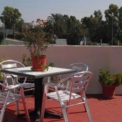 Отель Hostal Andalucia балкон