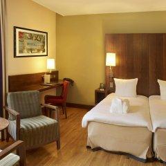 Отель Hilton Brussels City комната для гостей фото 5