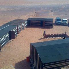 Отель Atallahs Camp пляж
