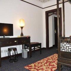 Отель Lu Song Yuan Hotel Китай, Пекин - отзывы, цены и фото номеров - забронировать отель Lu Song Yuan Hotel онлайн комната для гостей фото 4