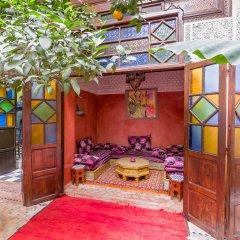 Отель Riad Harmattan Марракеш детские мероприятия