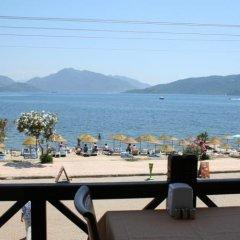 Отель CLASS BEACH MARMARİS Мармарис приотельная территория фото 2