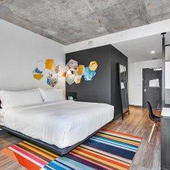 Отель Aloft Delray Beach США, Делри-Бич - отзывы, цены и фото номеров - забронировать отель Aloft Delray Beach онлайн комната для гостей фото 2
