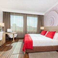 Отель TRYP Lisboa Oriente Hotel Португалия, Лиссабон - отзывы, цены и фото номеров - забронировать отель TRYP Lisboa Oriente Hotel онлайн комната для гостей