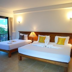 Leelawadee Boutique Hotel 3* Стандартный номер с различными типами кроватей фото 2
