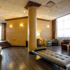 Отель GEC Granville Suites Downtown Канада, Ванкувер - отзывы, цены и фото номеров - забронировать отель GEC Granville Suites Downtown онлайн интерьер отеля фото 2