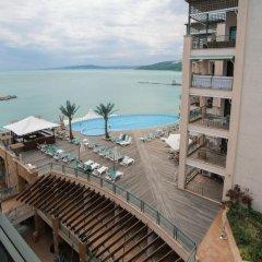 Отель Marina City Балчик пляж фото 2
