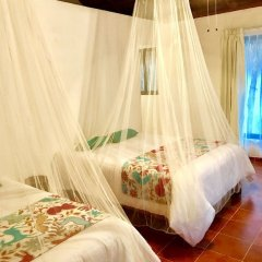 Ecovergel Riviera Maya Hotel Boutique комната для гостей