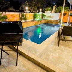 Отель Grand Condo Montra Pool villa бассейн