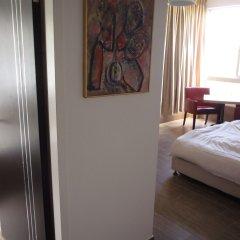 Апартаменты Marom Carmel Center Apartments Хайфа комната для гостей