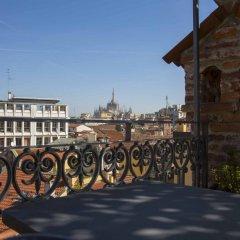 Отель Santa Marta Suites Милан спортивное сооружение