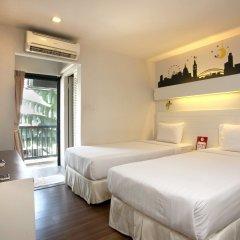 Отель Nida Rooms Ladkrabang 88 Silver Бангкок комната для гостей фото 3