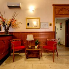 Parker Hotel Рим интерьер отеля