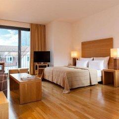 Отель Clipper Elb-Lodge Apartments Hamburg Германия, Гамбург - отзывы, цены и фото номеров - забронировать отель Clipper Elb-Lodge Apartments Hamburg онлайн комната для гостей фото 4