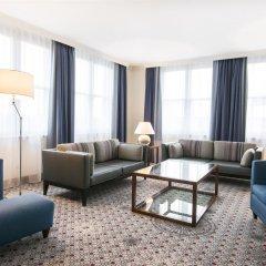 Отель Radisson Blu Hotel, Wroclaw Польша, Вроцлав - 1 отзыв об отеле, цены и фото номеров - забронировать отель Radisson Blu Hotel, Wroclaw онлайн комната для гостей фото 3