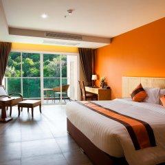 Отель Balihai Bay Pattaya комната для гостей
