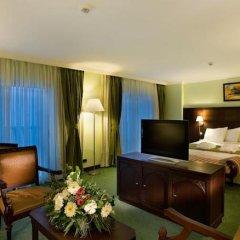 Crowne Plaza Hotel Antalya 5* Стандартный номер разные типы кроватей фото 5