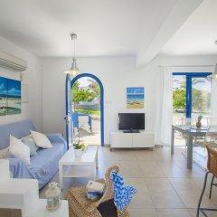 Отель Nicol Villas Кипр, Протарас - отзывы, цены и фото номеров - забронировать отель Nicol Villas онлайн комната для гостей фото 2