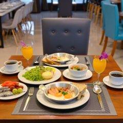 Отель SiRi Ratchada Bangkok Таиланд, Бангкок - отзывы, цены и фото номеров - забронировать отель SiRi Ratchada Bangkok онлайн питание фото 2