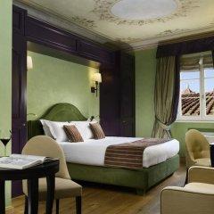 Отель San Firenze Suites & Spa Флоренция комната для гостей фото 2