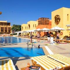 Отель Steigenberger Golf Resort El Gouna Египет, Хургада - отзывы, цены и фото номеров - забронировать отель Steigenberger Golf Resort El Gouna онлайн бассейн фото 2
