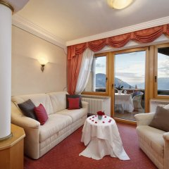 Wellness Parc Hotel Ruipacherhof Тироло комната для гостей фото 9