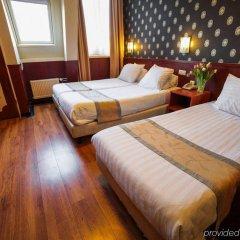 Hotel De Paris Amsterdam комната для гостей фото 4