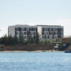 Sentido Golden Bay Hotel Турция, Аланья - отзывы, цены и фото номеров - забронировать отель Sentido Golden Bay Hotel - Adults Only онлайн приотельная территория