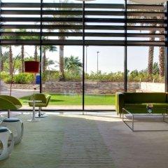 Отель Park Inn by Radisson, Abu Dhabi Yas Island интерьер отеля фото 3