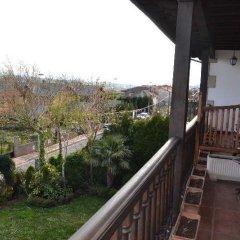 Отель Posada El Jardin de Angela балкон