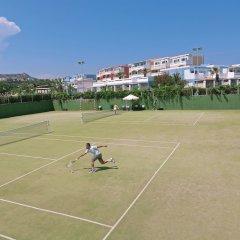 Отель Aldemar Amilia Mare спортивное сооружение