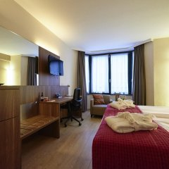 Отель Holiday Inn Brussels Schuman комната для гостей фото 2