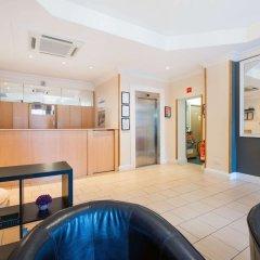 Отель Comfort Inn St Pancras - Kings Cross Великобритания, Лондон - отзывы, цены и фото номеров - забронировать отель Comfort Inn St Pancras - Kings Cross онлайн спа
