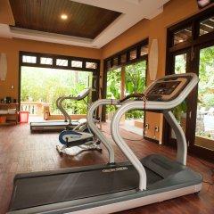 Отель Vinh Hung Riverside Resort & Spa фитнесс-зал