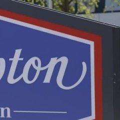 Отель Hampton by Hilton Amsterdam Airport Schiphol городской автобус