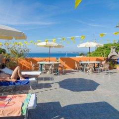 Hotel Aragonese бассейн