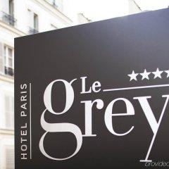 Le Grey Hotel Париж с домашними животными