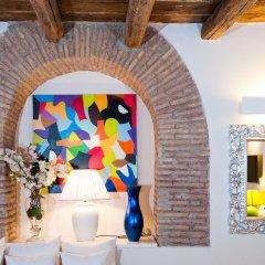Отель Domus Spagna Capo le Case Luxury Suite питание