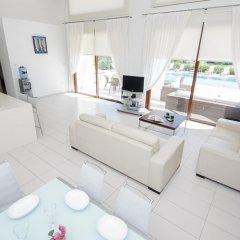 Отель Oceanview Villa 069 Кипр, Протарас - отзывы, цены и фото номеров - забронировать отель Oceanview Villa 069 онлайн ванная