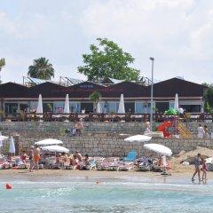 Hotel Nova Beach - All Inclusive пляж