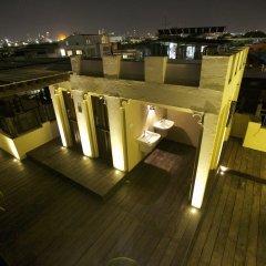 Отель Dewan Bangkok балкон