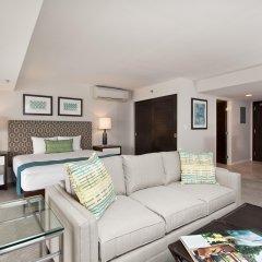 Ilikai Hotel & Luxury Suites 3* Полулюкс с различными типами кроватей фото 8